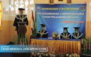 SMP Muhammadiyah 1 Simpon Solo Gelar Wisuda Virtual