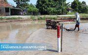 Pematokan Lahan Proyek Jalan Tol Solo-Jogja Rambah 9 Desa di Boyolali