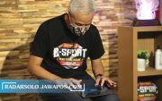 Ganjar Ikut Mabar Mobile Legend, Pilih Hero Gatotkaca: Sangar Kan!