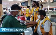 LCSB Sumbang Sembako dan Gelar Donor Darah