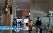 Penumpang Meningkat, Layanan Bandara Diperpanjang Pukul 07.00-18.00