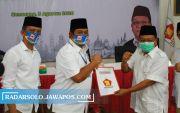Gerindra Resmi Usung One-Fajri, Bareng PKS & Demokrat Siap Lawan PDIP
