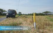 Pematokan Proyek Tol, Pemkab: Jangan Galau, Lahan Masih Boleh Ditanami