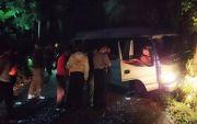 Kecelakaan Maut Minibus Rombongan Pendaki Lawu, Gara-Gara Pecah Ban