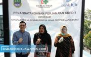 Bank bjb Salurkan Kredit Receivable Financing ke RSUD Al Ihsan