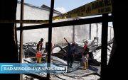 Polisi Selidiki Penyebab Kebakaran Pabrik Busa Sukoharjo