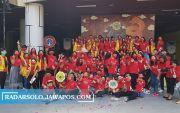 Lions Club Solo Bengawan Berbagi Kebahagiaan di Tengah Pandemi