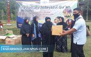 Ponpes Ma'had Aly Hidayatul Qur'an Gelar Lomba Masak Bareng Warga