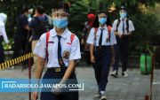 Jelang Uji Coba Tatap Muka SMP, Siswa: Waswas,tapi Tetap Pilih Sekolah