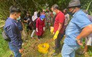 Miris, Temukan Jasad Bayi di Sungai Cemoro, Leher Dijerat Tali Sepatu