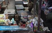 Lagi, Pasar Harjodaksino Ditutup, Tenaga Kebersihan & 2 Pedagang Covid