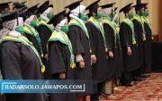 Wisuda Ke-XXIII Universitas Nahdlatul Ulama Surakarta