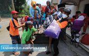 Ratusan Warga Rentan di Lereng Merapi Dievakuasi, Di-Rapid Test Dulu