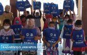 Lions Club Solo Centennial Dengungkan Gerakan Membaca Anak Sekolah