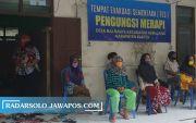 Pengungsi Merapi di Desa Balerante & Tegalmulyo Bakal Di-Rapid Test