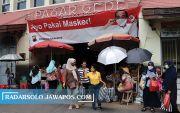 2 Pedagang Pasar Gede Positif Covid, sudah Karantina sejak Rapid Test