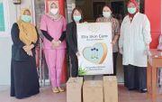 8.736 Hand Sanitizer untuk Indonesia Lebih Baik