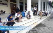 Peserta Seleksi Perangkat Desa Kemiri Lapor Ombudsman: Tak Transparan