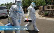 Vaksin Covid Tahap I Sasar 2.000 Nakes di Wonogiri: Baru 50 Persen