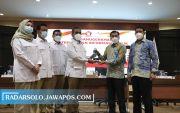 Gerindra Terima Penghargaan Partai Paling Informatif