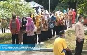 Sehari, Antrean Swab Test di Sragen Tembus 349 Orang