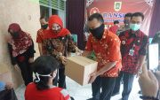 Duh, Bansos Pangan dari Provinsi Distop