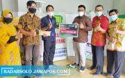 SMA Galang Donasi untuk Korban Bencana
