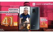 Pakai Smartfren di Xiaomi Redmi Terbaru, Bonus Kuota 41 GB