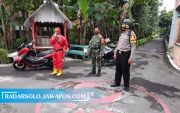 343 RT di Klaten Masuk Zona Kuning Penyebaran Covid