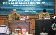 35 Kabupaten/Kota di Jateng Bebas Zona Merah, Keterisian RS Menurun
