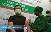Vaksinasi Gelombang II di Sukoharjo Pakai 4 Skema