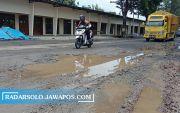 Jalan Provinsi Solo-Purwodadi Remuk, DPUPR: Tahun Ini Diperbaiki