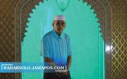 Pernah Jadi Penjaga Bioskop, Hasan Mulachela Kuliah sambil Jual Batik