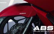 Frekuensi ABS Lebih Tinggi, Honda All New PCX 160 Aman Dikendarai