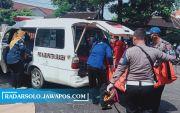 Laka Truk vs Motor di Jalur Ring Road Selatan, Tewaskan Ibu & 2 Anak