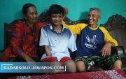 Kisah Alfian Fahrul Bangkit setelah Kehilangan Dua Tangannya
