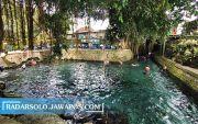 Umbul Sigedhang Klaten, Dijuluki Mata Air Sebening Kristal