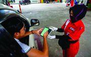 821 SPBU Pertamina di Jateng Terapkan Digitalisasi