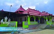 Masjid Darussalam, Tempat Pangeran Diponegoro Bersembunyi