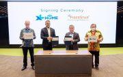 Gandeng FiberStar, XL HOME Perluas Jangkauan & Tingkatkan Homes-passed