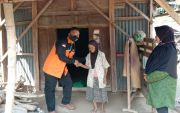 Ultah Ke-4, KIPS Salurkan 100 Paket Sembako kepada Warga Desa Plesan