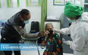 Polsek Pasar Kliwon Sediakan Antar Jemput Lansia ke Tempat Vaksinasi