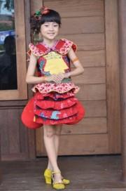 Chalista Ellysia Sugianto, Artis Cilik dari Buduran