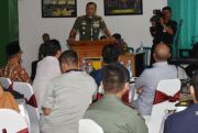 Komandan Korem 084/Bhaskara Jaya Tegaskan Netralitas saat Pemilu