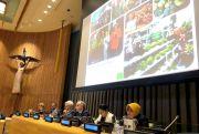 Risma Jadi pembicara di Markas PBB New York
