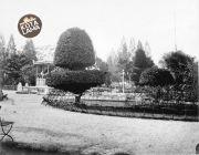 Mencekam Ketika Taman Dipenuhi Pendemo HOS Tjokroaminoto