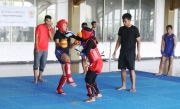Try Out Wushu dan Muay Thai Hadapi Sang Juara Umum