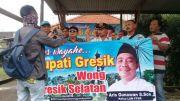 Wakili Wilayah Selatan, Aris Calonkan Bupati Gresik 2020-2025