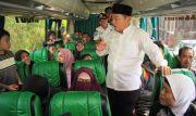 Siapkan 35 Armada Bus Mudik Gratis, Tersisa 700 Kursi