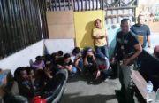 Ramadan, Polisi Grebek Warung Miras Driyorejo